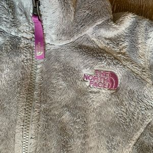 Girls fleece The North face Jacket